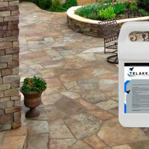 Гидрофобизатор с эффектом мокрого камня GIDROFOB WET STONE: особенность и преимущества